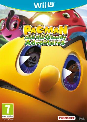 Pac-Man and The Ghostly Adventures HD (Nintendo Wii U) [Edizione: Regno Unito]