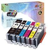 キヤノン インクカートリッジ 互換 インク BCI-370XL+BCI-371XL (6色セット) 増量 残量表示ICチップ付 【マックスインク】MAXX ink (日本人セラー)……