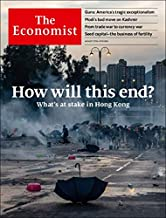 The Economist Magazine (August 10, 2019) How Will This End? What's At Stake In Hong Kong