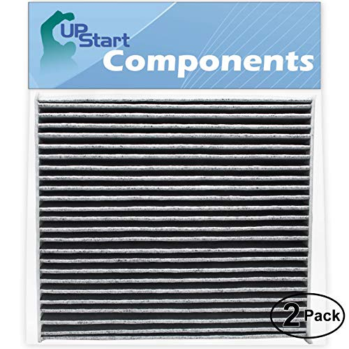 2-Pack Replacement Cabin Air Filter for SUBARU 72880-AJ00A Car/Automotive - Activated Carbon, ACF-10285