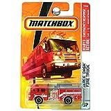 Matchbox 2010 Pierce Dash Fire Truck #57/100...