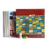 kengb Mayfair Games Juego de Mesa de Patchwork, Versión en Inglés Juego de Reflexión Divertido Juego de Mesa de Estrategia, Juego de Patchwork para Niños y Adultos, para 2 Jugadores