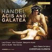 『アシスとガラテア』全曲 クリスティアン・カーニン&アーリー・オペラ・カンパニー、ルーシー・クロウ、アラン・クレイトン、他(2017 ステレオ)(2SACD)