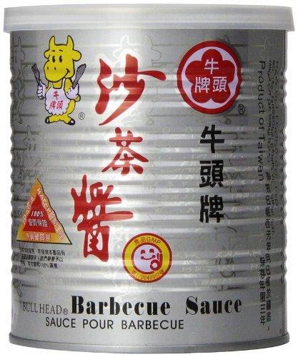 Bull Head Barbecuesauce, (Sa Cha Chiang), 737g/, 1er Pack (1 x 737 g Packung)