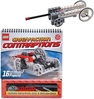 Klutz Lego Crazy Contraptions 6-Pack