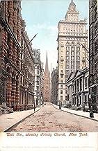 New York City, New York Postcard