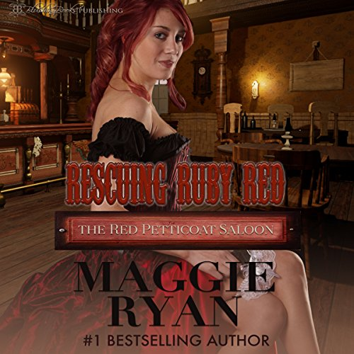Couverture de Rescuing Ruby Red