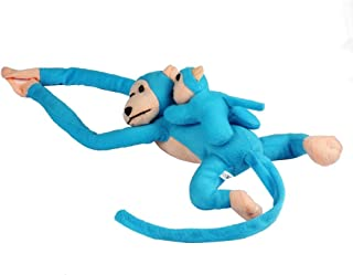 Armfer Toys Electronic Stuffed Animal Toy Shriek Hanging Monkey Stuffed Animal Battery..