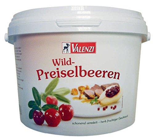 Valenzi - Wildpreiselbeeren - 2kg