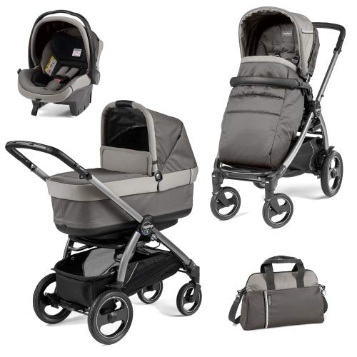 Peg Perego Book 51S Class Grey 3in1 System/Travelsystem