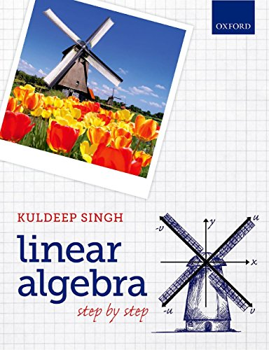 Linear Algebra: Step by Step (English Edition)