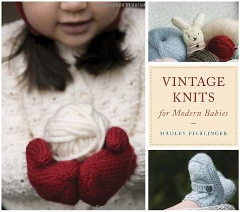 Vintage Knits for Modern Babies product image