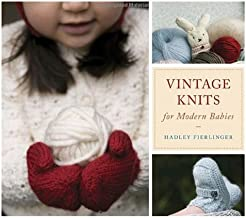 vintage baby knits book
