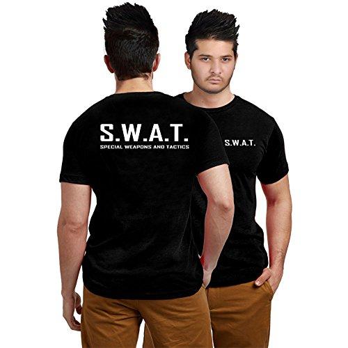 Wicked Fun -  T-Shirt - Uomo Nero Medium
