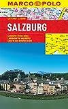 Salzburg Marco Polo Laminated City Map (Marco Polo City Maps)