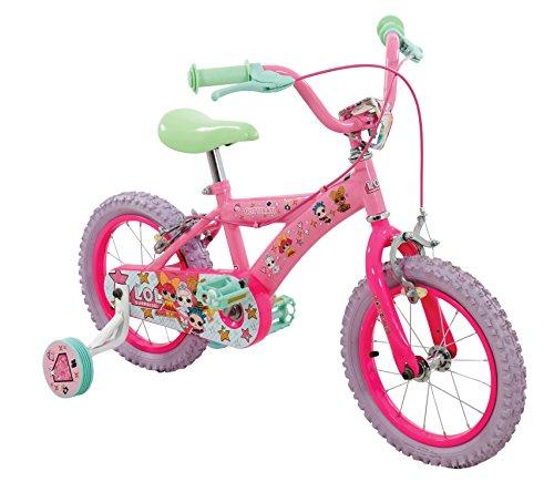 LOL Surprise! M14621 Bike, Multi-Colour, 14-Inch