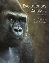 Best evolutionary analysis freeman 5th edition Reviews