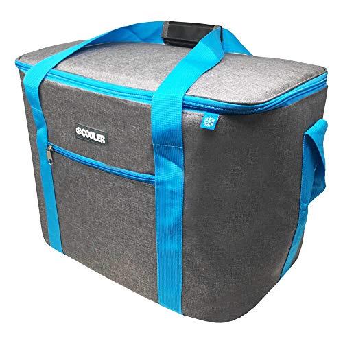 ToCi Bolsa nevera grande de 36 litros, bolsa isotérmica, bolsa de pícnic,...
