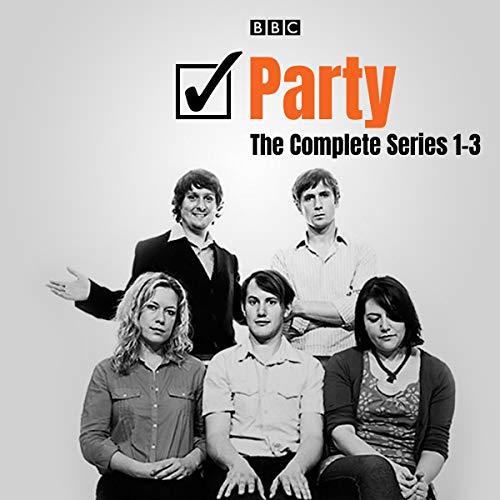 Party: The Complete Series 1-3 audiobook cover art