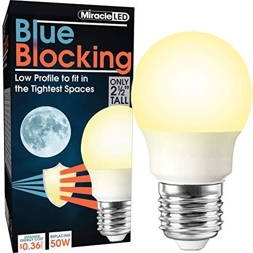 bombilla azul fabricante MiracleLED