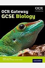OCR Gateway GCSE Biology Student Book (OCR Gateway GCSE Science 2nd Edition) Paperback