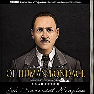 Of Human Bondage audiobook cover art