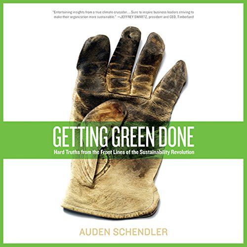 Getting Green Done audiobook cover art