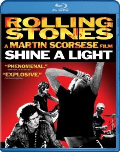 Shine a Light [Blu-ray]