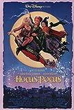 Decorative Wall Poster Filmposter Hocus Pocus, 69 x 102 cm