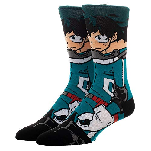 My Hero Academia Character Socks (Multi)