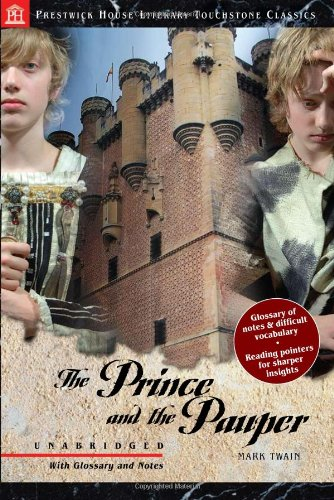 The Prince and the Pauper - Literary Touchstone... 1580496725 Book Cover