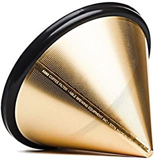 ABLE KONE coffee filter 3RD GENERATION Gold Limited Edition (japan import)