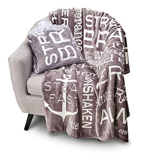 Inspirational Throw Blanket