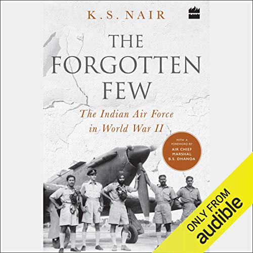 The Indian Air Force in World War II