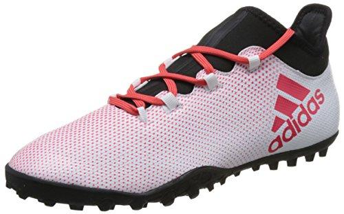 Adidas X Tango 17.3 TF, Botas de fútbol Hombre, Gris (Gris/Correa/Negbas 000), 48 EU