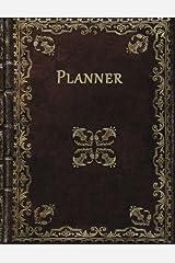 Planner Paperback
