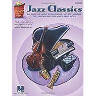 [(Big Band Play-Along: Volume 4: Jazz Classics (Trombone))] [Author: Hal Leonard Publishing Corporation] published on (December, 2008)