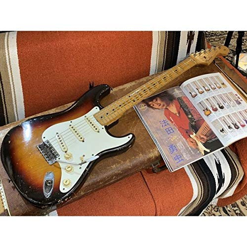 Fender USA/Stratocaster Sunburst Owned by 法田勇虫氏