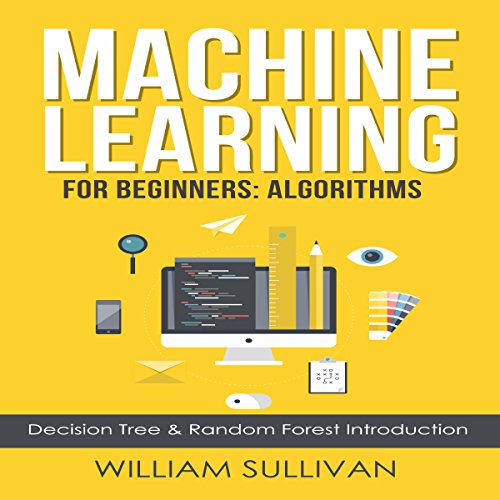 Machine Learning for Beginners audiobook cover art