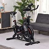 Zoom IMG-1 homcom cyclette bicicletta per allenamento
