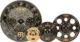 "Meinl Cymbals Cymbal Set Box Effects Pack with 10"" Splash 14"" Trash Crash, 18"" China, Plus..."