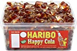 Haribo Happy Cola Jelly Sweets Original Haribo Happy Cola Jelly Sweets Imported From The UK British Gummy Candy