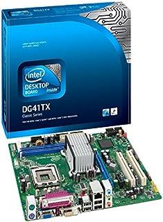 Intel Core 2 Quad/Intel G41/A&V&GbE/MATX Motherboard, Bulk BLKDG41TX
