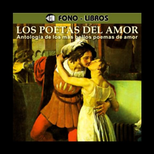 Los Poetas del Amor [The Poets of Love] audiobook cover art