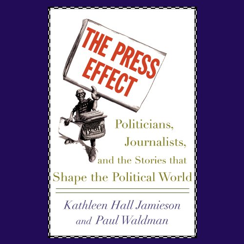 The Press Effect audiobook cover art