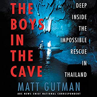 The Boys in the Cave audiobook cover art