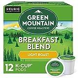 Green Mountain Coffee Breakfast Blend Single-Serve Keurig K-Cup, 12 ct