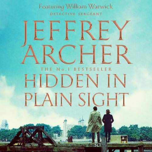 Hidden in Plain Sight cover art