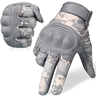 Amazon - Save 50%: WTACTFUL ACU Tactical Gloves for Airsoft Paintball Hunting Work