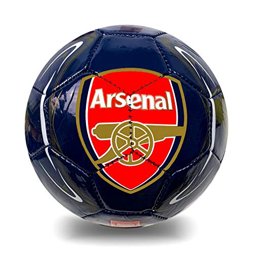Rhinox Arsenal Soccer Ball (Size 2) Licensed Arsenal FC Ball